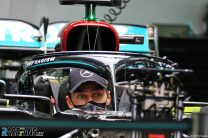 """Norris: Russell has joined Mercedes on """"one of their toughest weekends"""""""