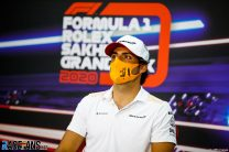Sainz wants to join Alonso at 'young drivers' test