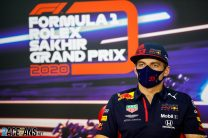 Verstappen: Hamilton's absence won't increase Red Bull's victory chances
