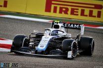 Nicholas Latifi, Williams, Bahrain International Circuit, 2020