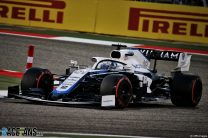 Jack Aitken, Williams, Bahrain International Circuit, 2020