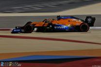 Lando Norris, McLaren, Bahrain International Circuit, 2020