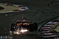 Carlos Sainz Jnr, McLaren, Bahrain International Circuit, 2020
