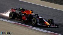 Verstappen beats Bottas in tight final Sakhir practice