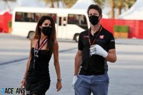 "Grosjean's decision not to race ovals is a ""family choice"" after Bahrain crash"