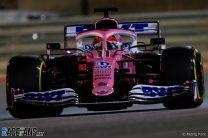 Sergio Perez, Racing Point, Bahrain International Circuit, 2020