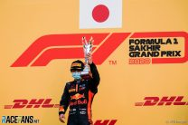 Tsunoda wins feature race as F2 title fight goes down to final race