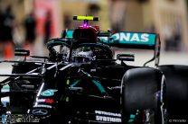 2020 Sakhir Grand Prix grid