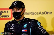 """Mercedes told Russell top six in qualifying would be """"fine"""""""