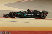 Bottas breaks Lauda's 46-year-old record as Mercedes pair are closest team mates in qualifying
