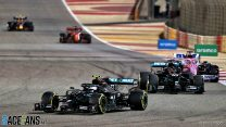 No Mercedes team orders plus mix of strategies raises prospects of lively race
