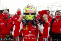 Schumacher clinches F2 title in 18th place as Daruvala takes first win