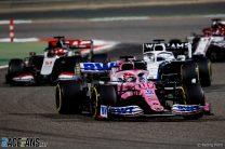 2020 Sakhir Grand Prix race result