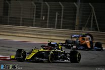 Esteban Ocon, Renault, Bahrain International Circuit, 2020