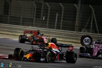 Alexander Albon, Red Bull, Bahrain International Circuit, 2020