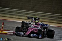 Lance Stroll, Racing Point, Bahrain International Circuit, 2020