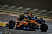 Lando Norris, McLaren, Bahrain International Circuit, 2020