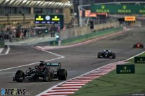 George Russell, Mercedes, Bahrain International Circuit, 2020