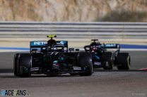 How did Bottas stack up against Hamilton, and why are Mercedes replacing him?