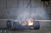 Kimi Raikkonen, Alfa Romeo, Yas Marina, 2020