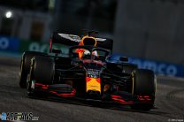 2020 Abu Dhabi Grand Prix grid