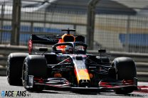 Verstappen leads Red Bull one-two, top Mercedes sixth in final practice