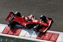 Charles Leclerc, Ferrari, Yas Marina, 2020