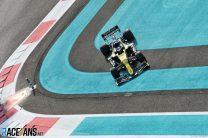 Daniel Ricciardo, Renault, Yas Marina, 2020