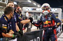 2020 Abu Dhabi Grand Prix qualifying day in pictures