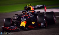 """Albon proud of his end to the season as Horner praises his """"strongest race weekend"""""""