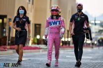 Perez: Second retirement in three races left team in tears