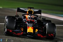 Max Verstappen, Red Bull, Yas Marina, 2020