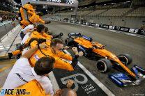 "Hamilton hopes McLaren-Mercedes join ""three-way"" 2021 title fight"