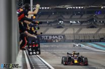 """Verstappen: Red Bull """"did everything right"""" in dominant win"""