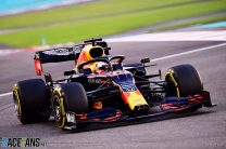 2020 Abu Dhabi Grand Prix race result