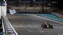2020 Abu Dhabi Grand Prix Star Performers