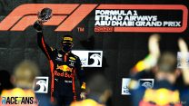 Verstappen fires 2021 warning shot as Mercedes suffer surprise Abu Dhabi defeat