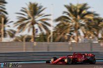 Robert Shwartzman, Ferrari, Yas Marina, 2020