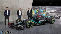 Analysis: Is Mercedes' Ineos deal its first step towards an F1 exit?
