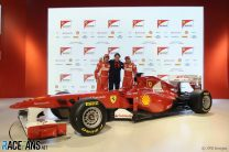 Ferrari F150 launch – first pictures and video