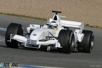 Nick Heidfeld, BMW Sauber, Jerez, 2006