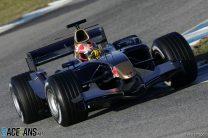Vitantonio Liuzzi, Toro Rosso, Jerez, 2006
