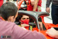 Carlos Sainz Jnr, Ferrari, 2020