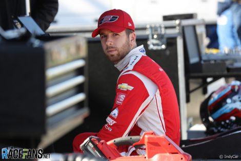 Ed Jones, Carpenter, IndyCar, 2019