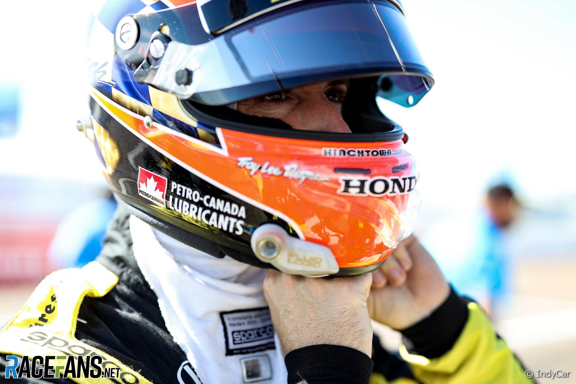 James Hinchcliffe, Andretti, IndyCar, 2020