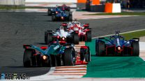 The usual carnage at an unusual venue? Formula E makes a rare trip to a road circuit