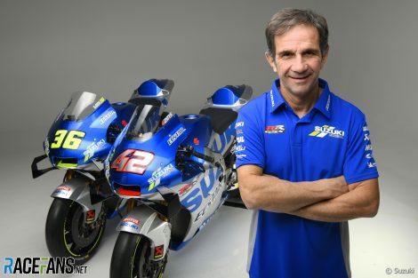 Davide Brivio, Suzuki