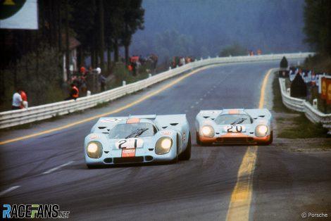Pedro Rodriguez, Jackie Oliver, Spa, 1971