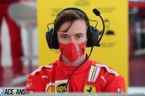 Alfa Romeo's new reserve driver Ilott to run in Friday practice