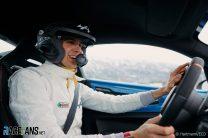 Esteban Ocon, Alpine A110S, Monte-Carlo Rally, 2021